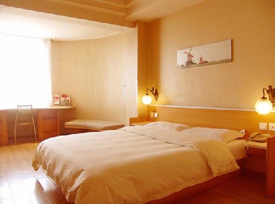 Yangzijiang Hotel (Wuhan Zongguan): 大床房