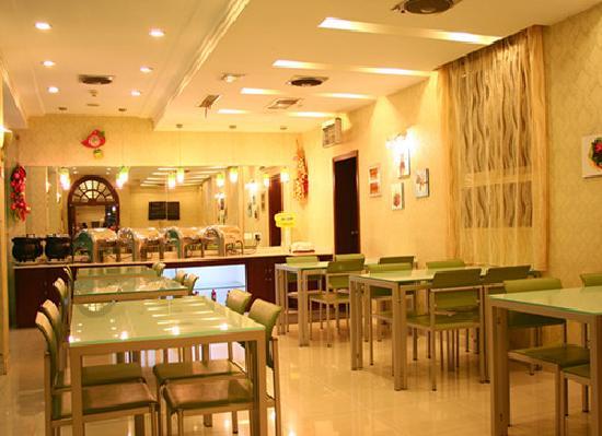 Yangtse River Hotel (Wuhan Jiqing Street) : 自助餐厅