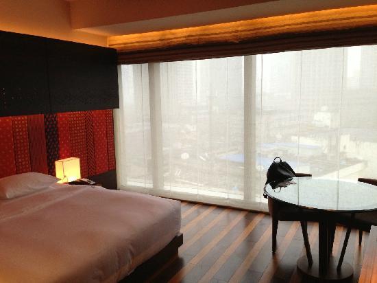 Andaz Xintiandi Shanghai: 房间