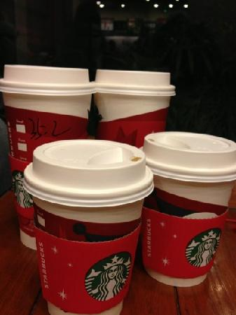 Starbucks (TieXi Wanda)