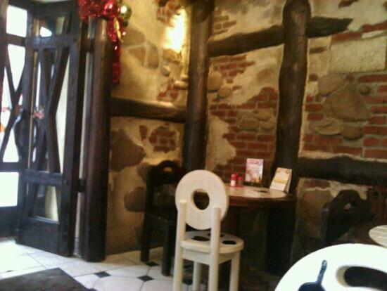 Mu-Mu : 牛牛餐厅,整个餐厅各种奶牛