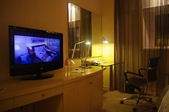 Holiday Inn Shanghai Downtown: 卧室
