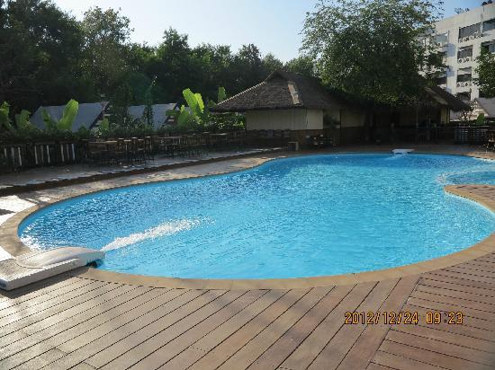 Buritara Resort & Spa: swimming pool