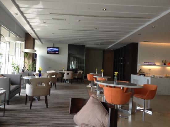 Novotel Bangkok Ploenchit Sukhumvit: 行政酒廊
