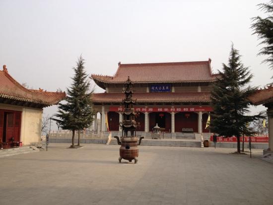 Wangmu Palace: 王母宫景区