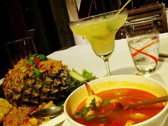 Ginja Taste: ginja晚餐