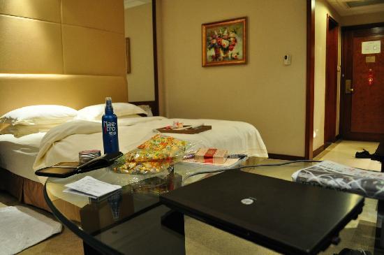 Dongsheng Hotel: loveable room