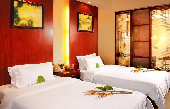 Ocean International Hotel: 标间