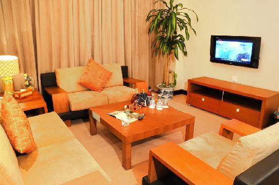 Ocean International Hotel: 行政套房
