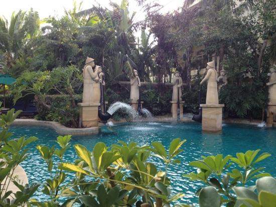 Sheraton Sanya Resort: 酒店内