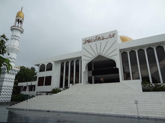 Hukuru Miskiiy (Old Friday Mosque): 马累的清真寺