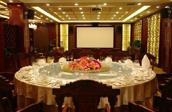 Heyuan Hotel Hebi: 餐饮包间