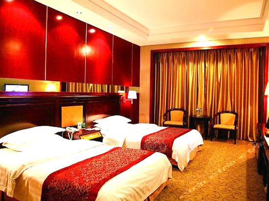 Heyuan Hotel Hebi: 客房2
