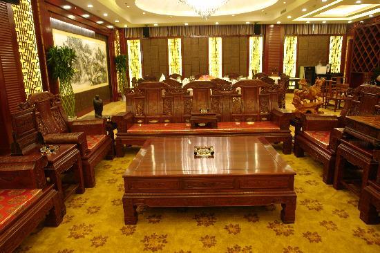 Heyuan Hotel Hebi: 会所