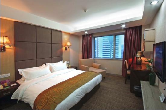 Photo of Taishan Mingren Hotel Tai'an