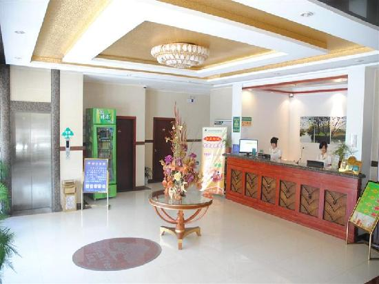 GreenTree Inn Nantong Tongzhou Coach Station Express Hotel: 照片描述
