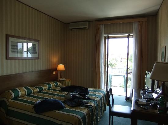 Hotel Giardino d'Europa: 客房