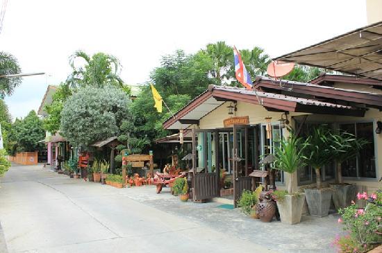 Thongta Resort And Spa: 酒店外观