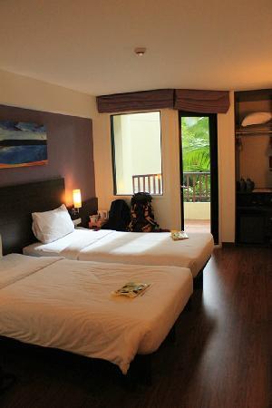 ibis Phuket Patong: 酒店房间