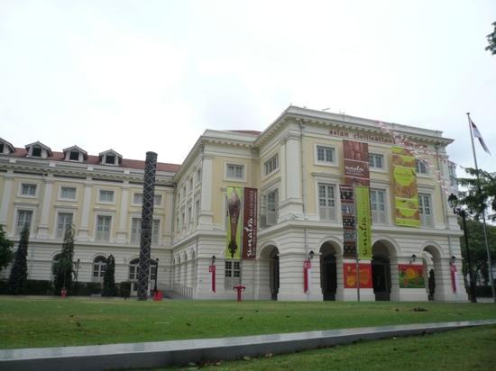 Asian Civilisations Museum: 亚洲文明博物馆
