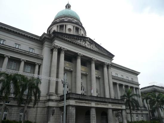 Old Supreme Court Building: 新加坡最高法院