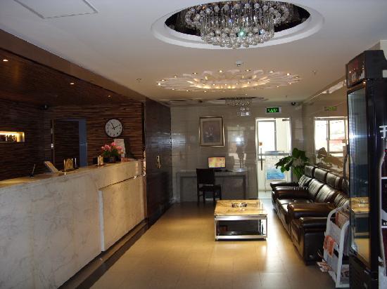 Motel 168 Nanjing Shangyuan Main Street Wanda Plaza