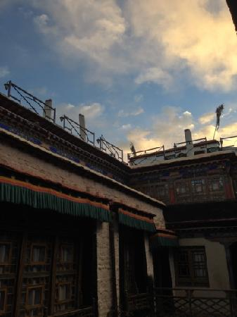 Lingtsang Boutique Hotel : 天台