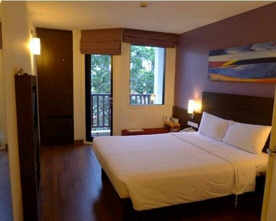ibis Phuket Patong: 房间