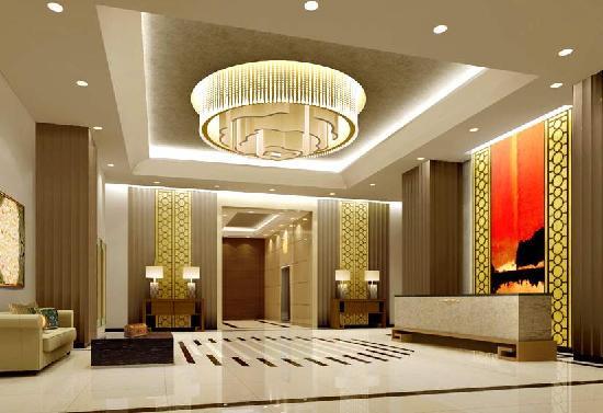 Yuan'ao City Hotel: 大堂