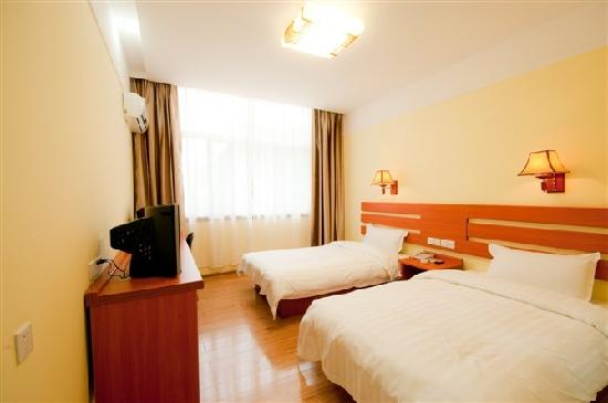 Tiandi Renhe Business Hotel Ji'nan Jingshi Road: 双标间