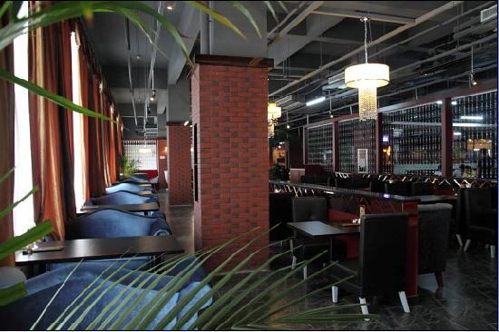 Kairui Lanjian Hotel: 酒店餐厅