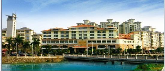 Freely Hover Garden Hotel: 酒店外景
