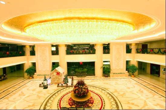 Double-Dove Peace International Hotel: 照片描述