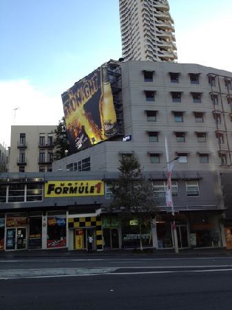 Hotel ibis budget Sydney East: f1