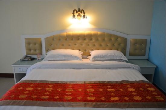 Lanhai Yingbin Hotel: 商务大床房
