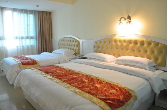 Lanhai Yingbin Hotel: 家庭房