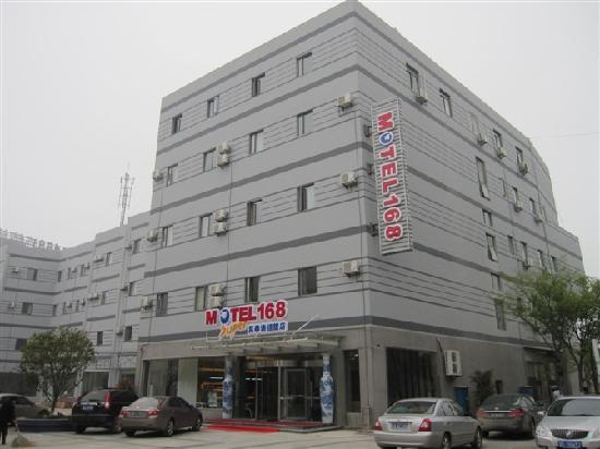 Motel 168 (Suzhou Likou Jiajucheng) : 酒店外观