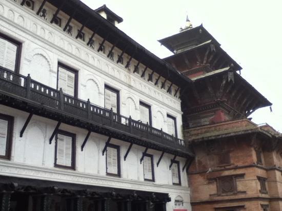 Hanuman Dhoka Meydanı: 哈奴曼旧皇宫