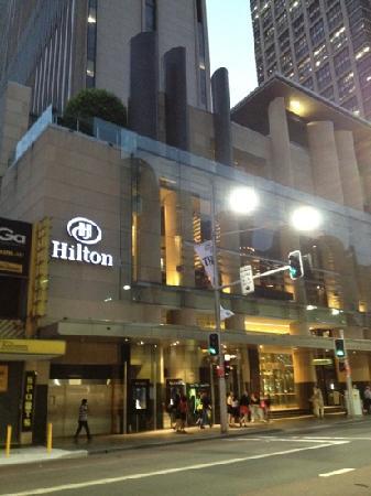 Hilton Sydney: Hilton