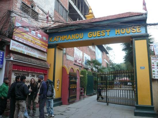 Kathmandu Guest House: 很不错