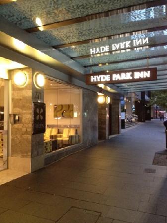 Hyde Park Inn: Hyde