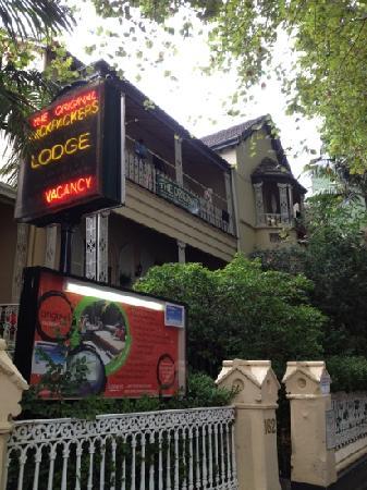 The Original Backpackers Hostel: original