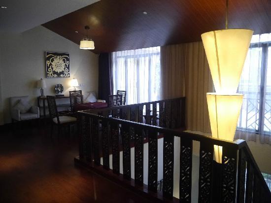 Hotels & Preference Haily Binya Resort & SPA: 楼上-麻将桌