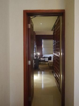 Hotels & Preference Haily Binya Resort & SPA : 楼上卧室门口