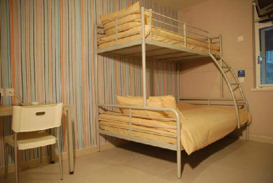 Bestay Express Hotel Ningbo Gym : 照片描述