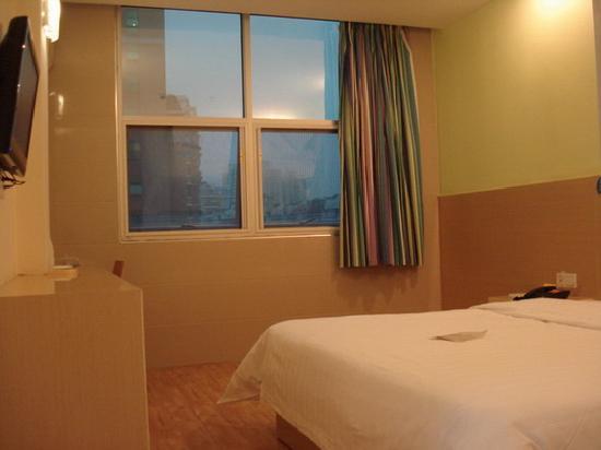 7 Days Inn Fuzhou Wuyi South Road: 客房