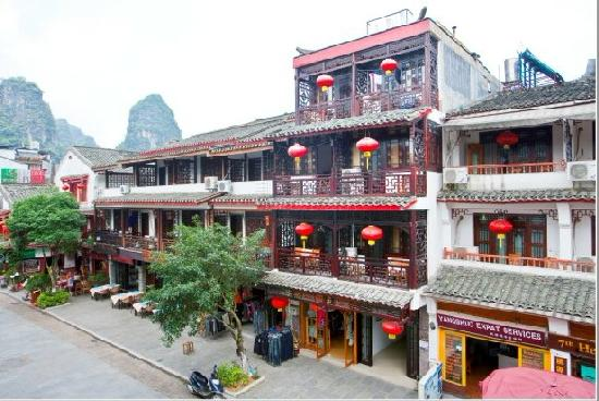Yangshuo Friend Hotel: 照片描述