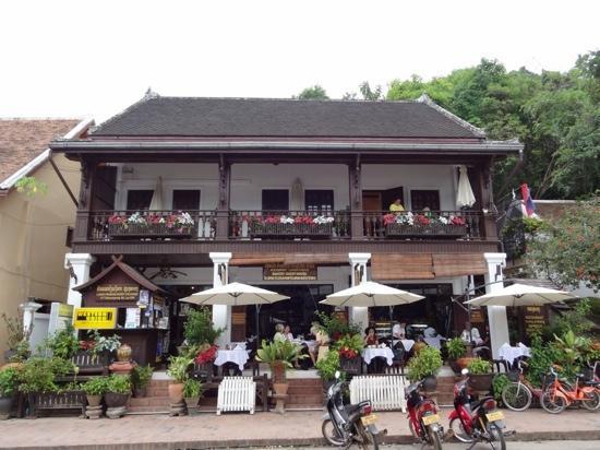 Luang Prabang Bakery Guesthouse: 很漂亮的GH