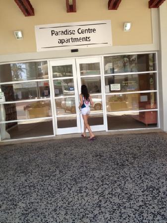 بارادايز سنتر أبارتمنتس: paradise