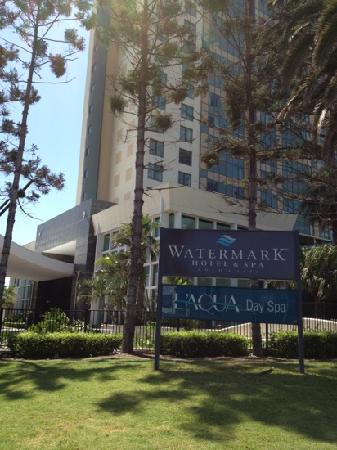 Watermark Hotel & Spa Gold Coast: watermark